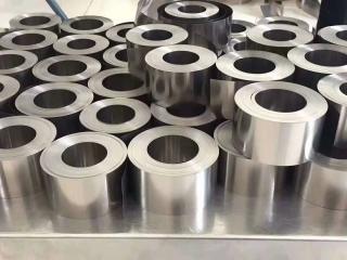 titanium foils