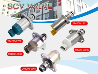 SCV valve common rail-suction control valve pajero