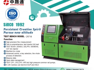 cr2000a tester-common rail pump injector test bench